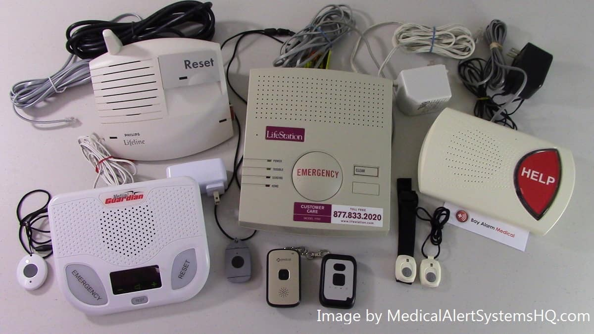 Medical Alert Systems - Home and Mobile units
