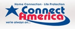 Connect America medical alarm company logo