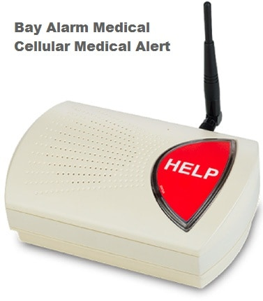 Bay Alarm Cellular Medical Alert System