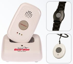 Medical Guardian Mobile Alert System With GPS