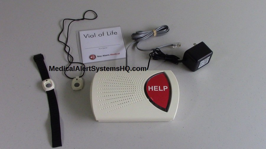 Bay Alarm Medical alert system video picture