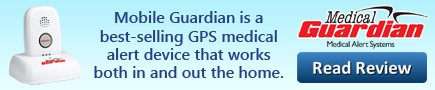 Medical Guardian Mobile Alert