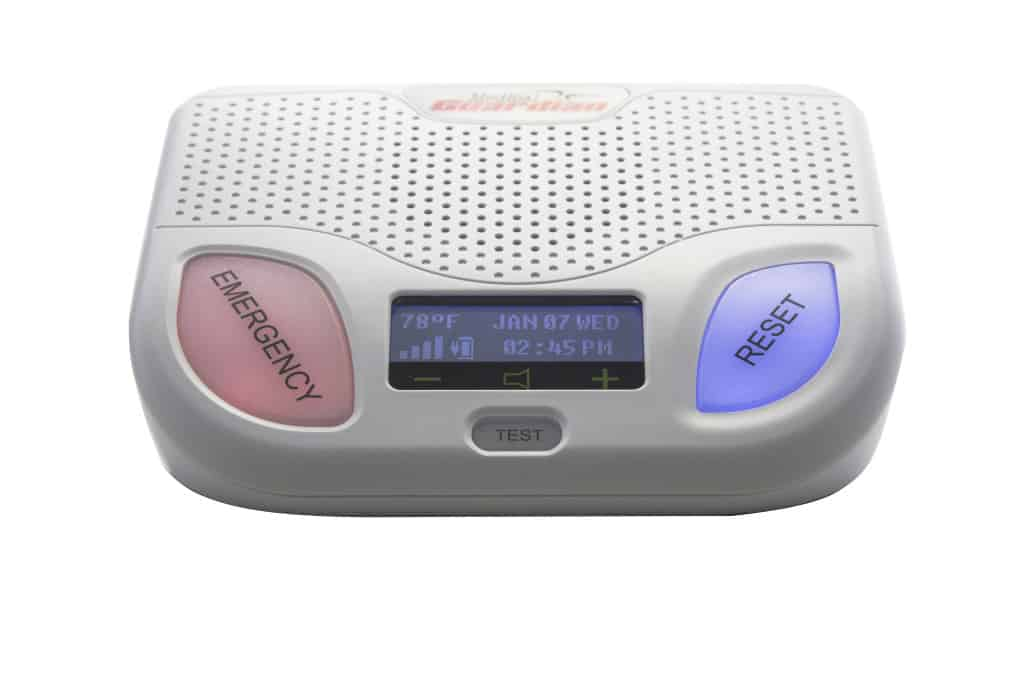 In-home Cellular Guardian - No Home Phone Line Needed