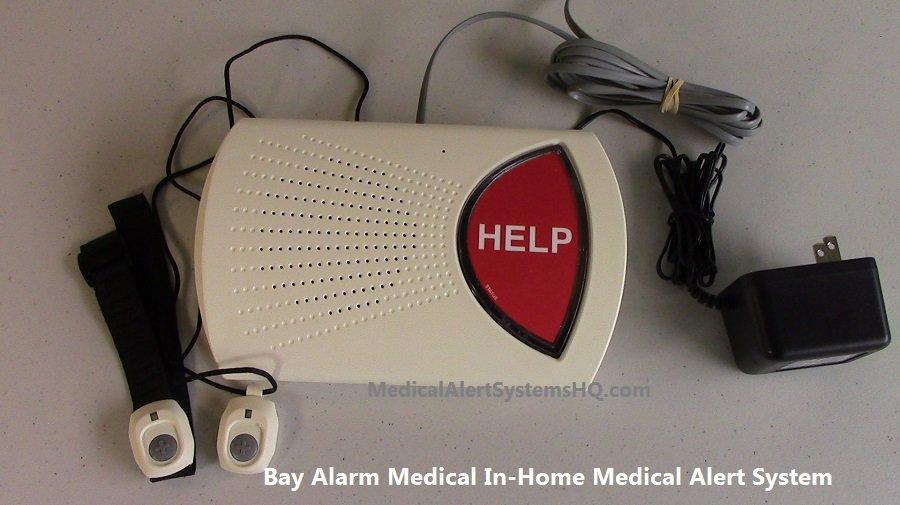 Bay Alarm Medical In-Home Medical Alert System