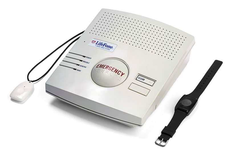 LifeFone At-Home Medical Alert System