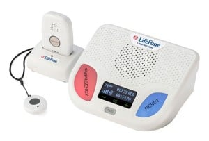 Lifefone At-Home And On-The-Go Duo System