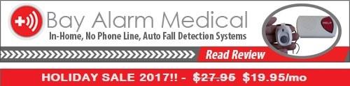Bay Alarm Medical Holiday Sale $19.95