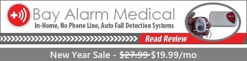 Bay Alarm Medical New year Sale $19.95
